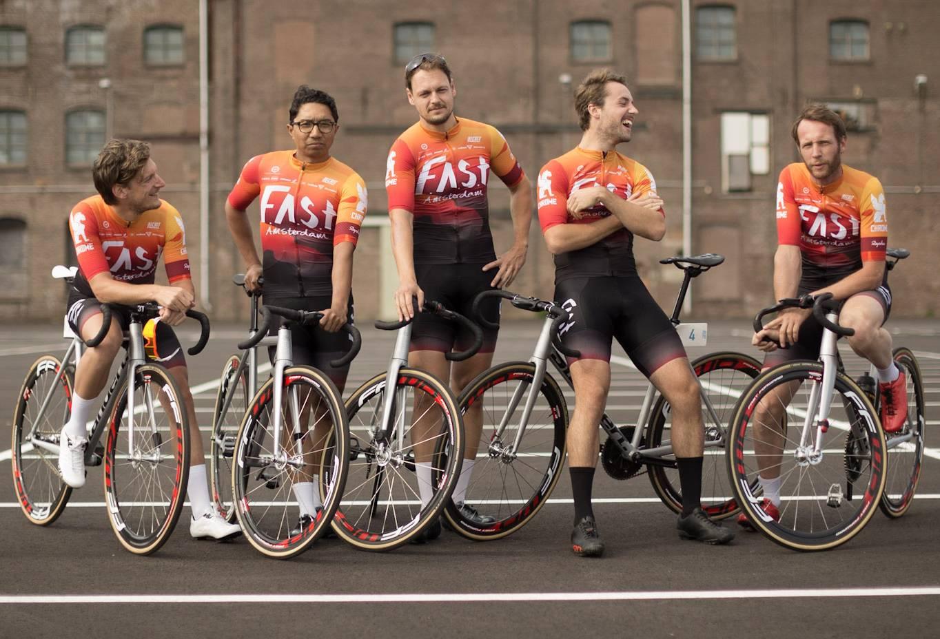 Rapha Custom Cycling Jersey