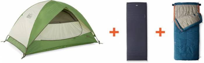 REI Co-op Camp Bundle