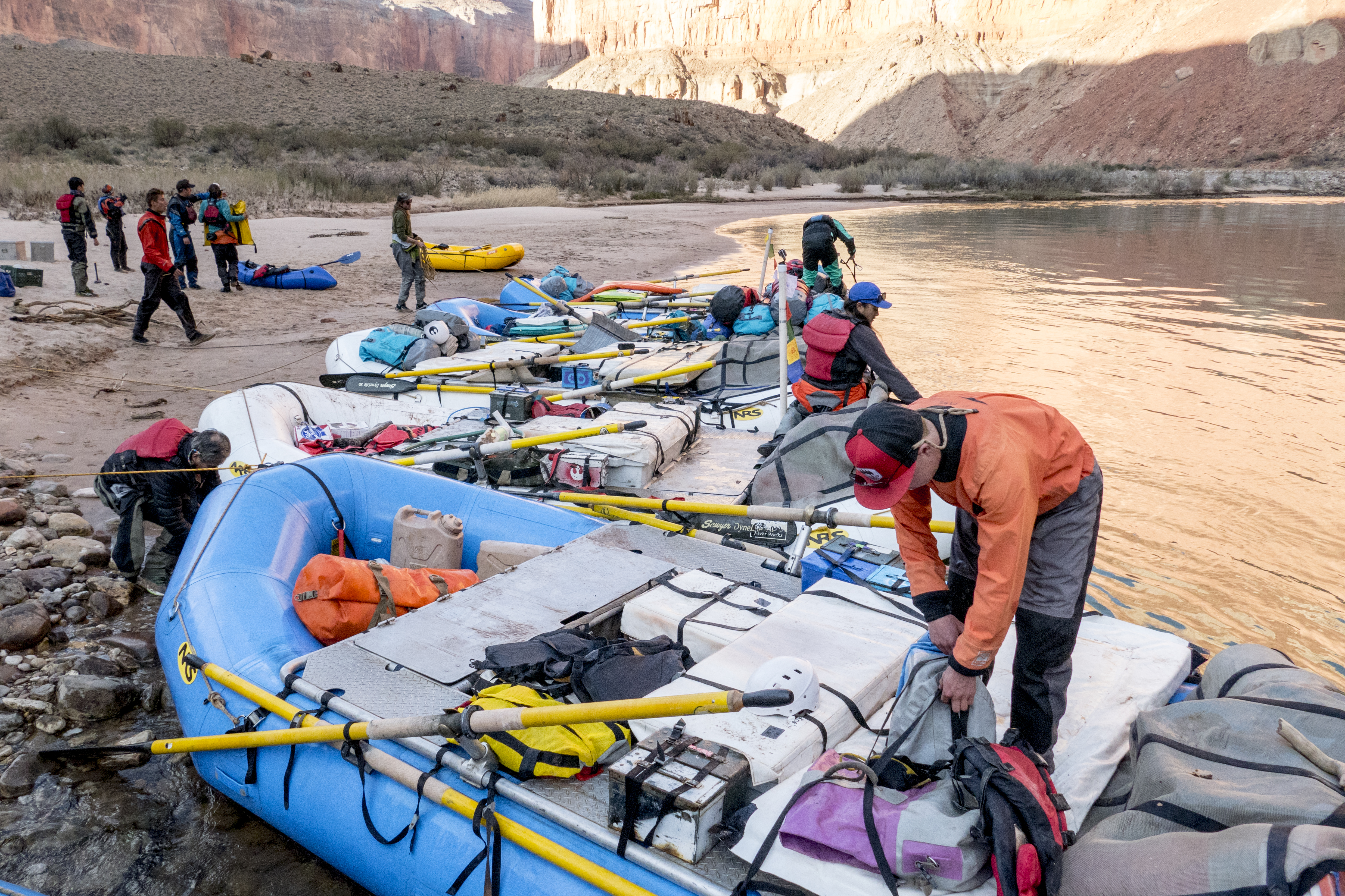 Caroling the Grand Canyon: How to Survive the Great Ditch in
