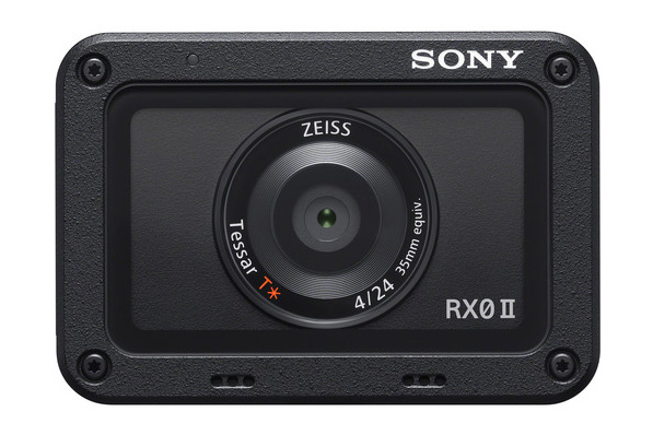 Sony RXO II action camera