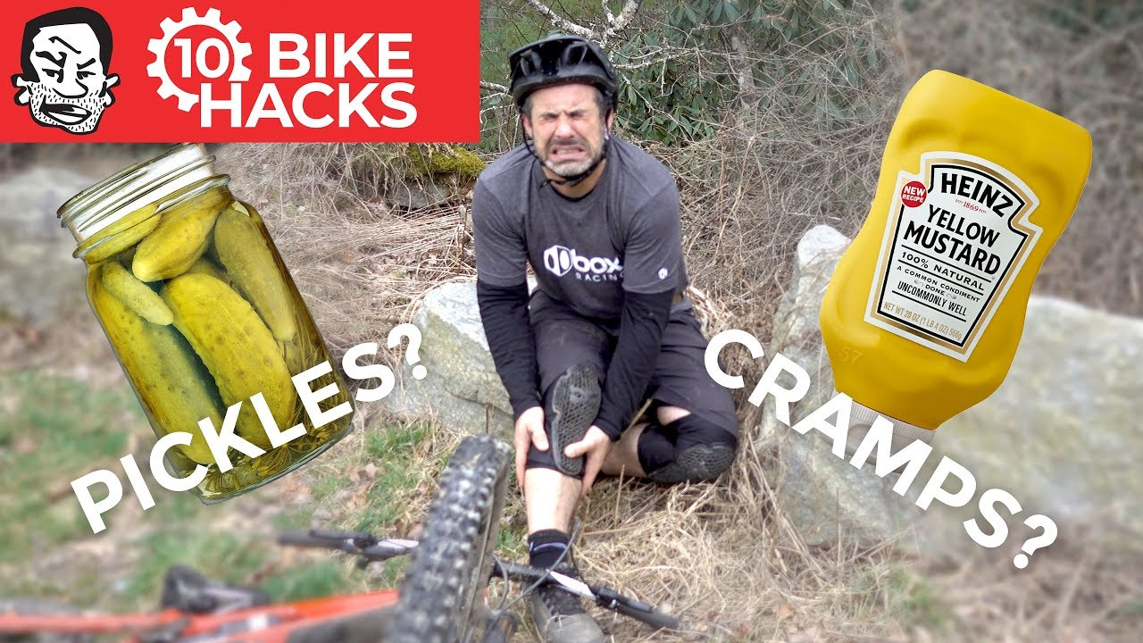 Best Mountain Bike Shoes >> 10 Bike Hacks in a Pinch: Watch Seth's Bike Hacks | GearJunkie