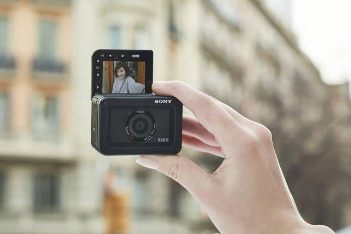 Sony RXO II Camera