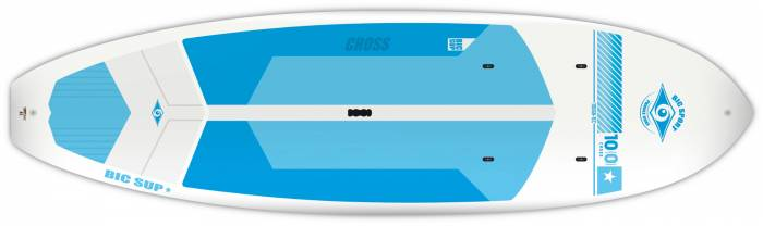 BIC Sport TOUGH-TEC Cross Stand Up Paddleboard
