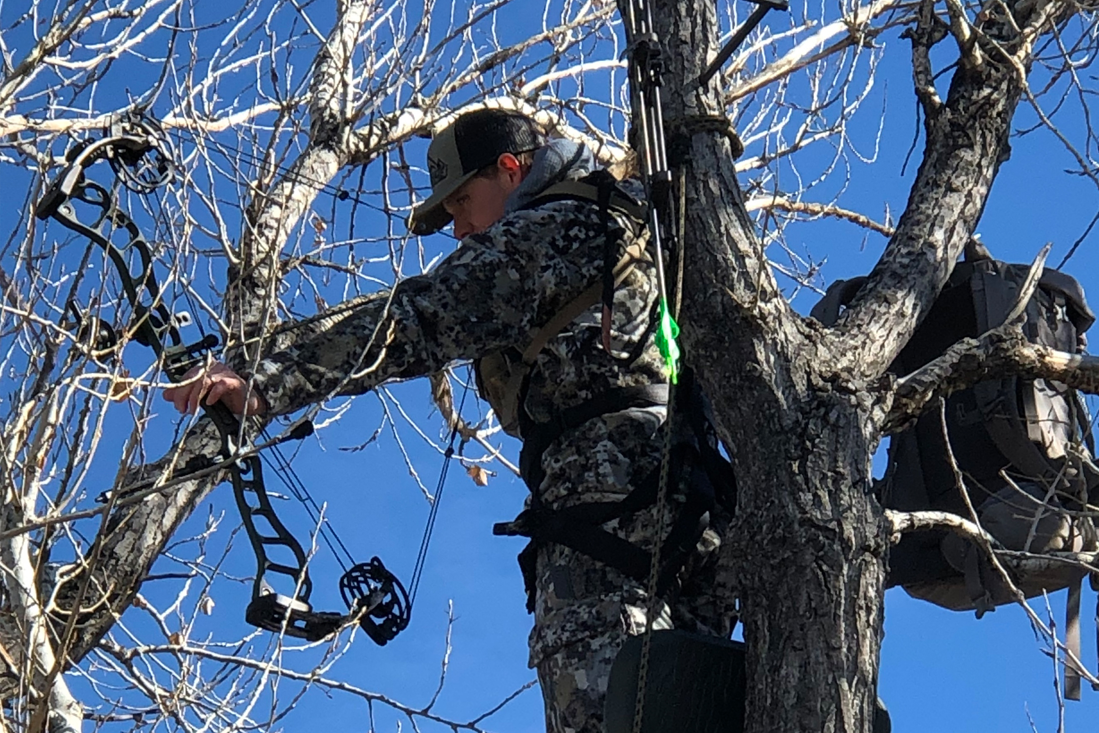 Prime Logic CT5 Compound Bow Review: Podium Placement Accuracy