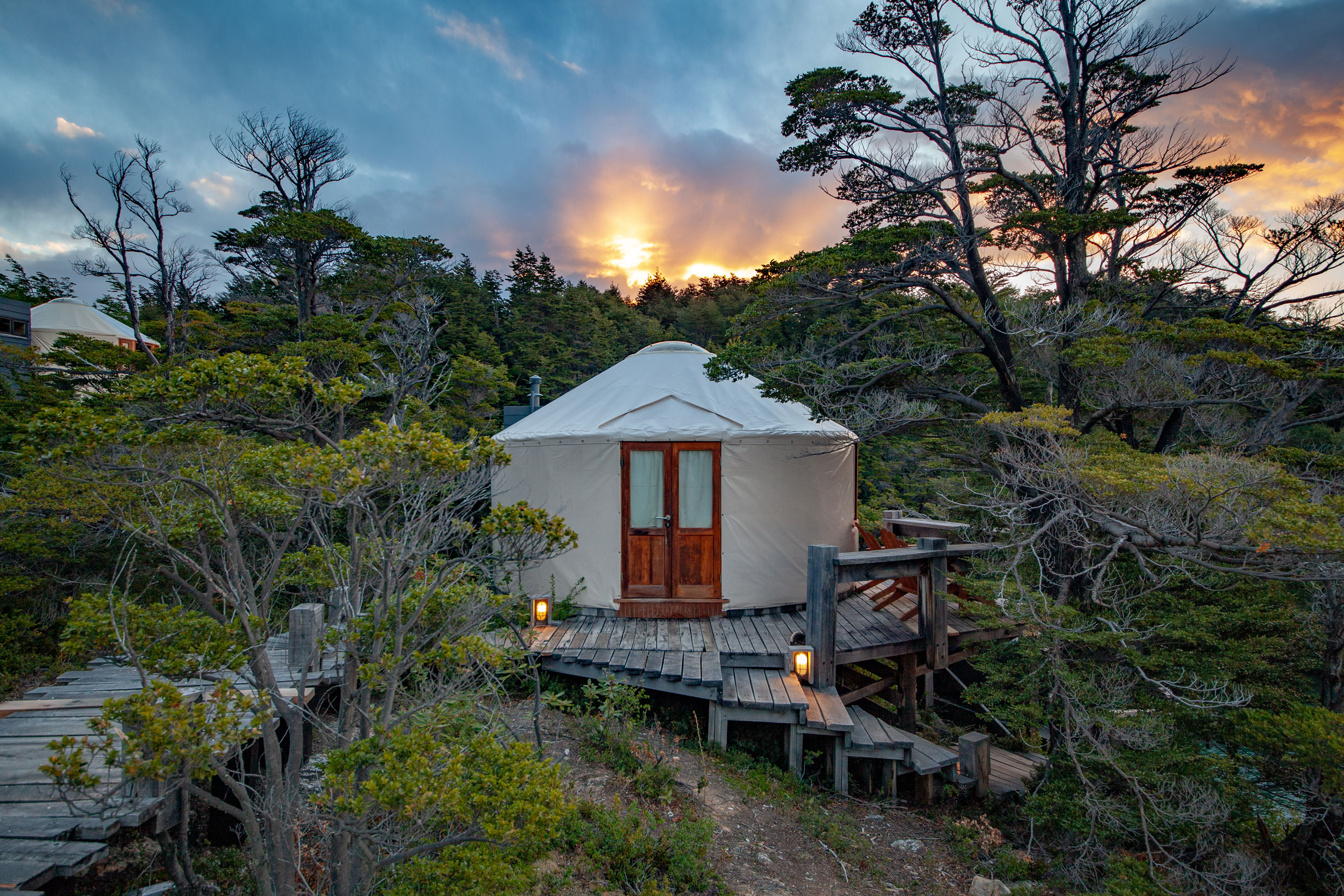 Patagonia Camp Yurt Eco-Lodge