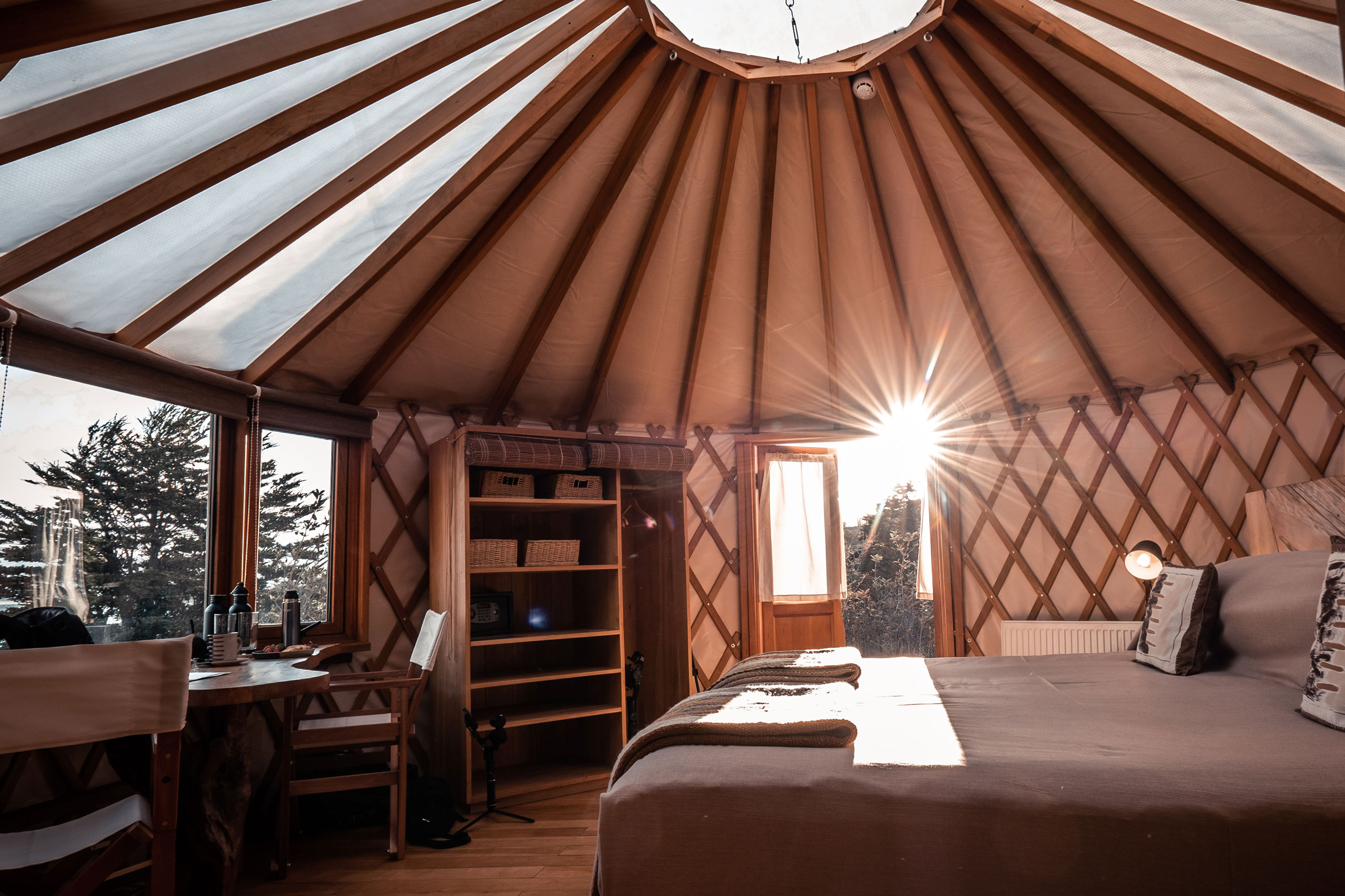 Patagonia Yurts