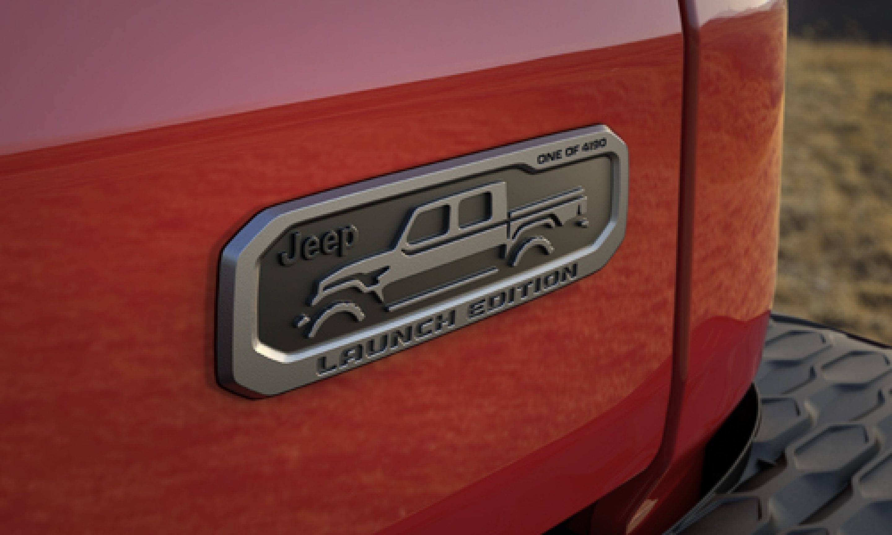 2020 Jeep Gladiator Launch Edition: 1st Chance to Buy (And ...