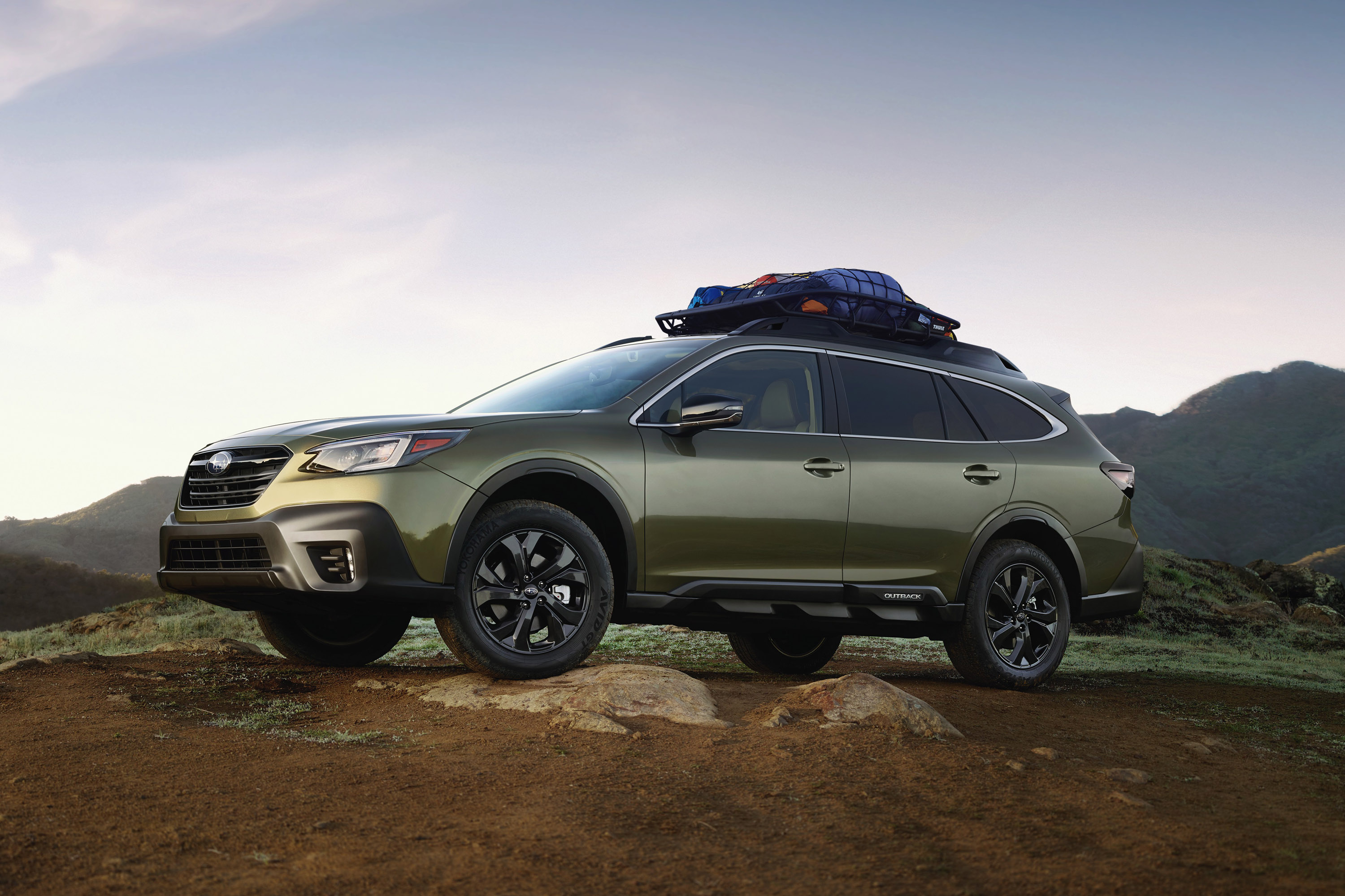 The 2020 Subaru Outback Has Arrived Gearjunkie