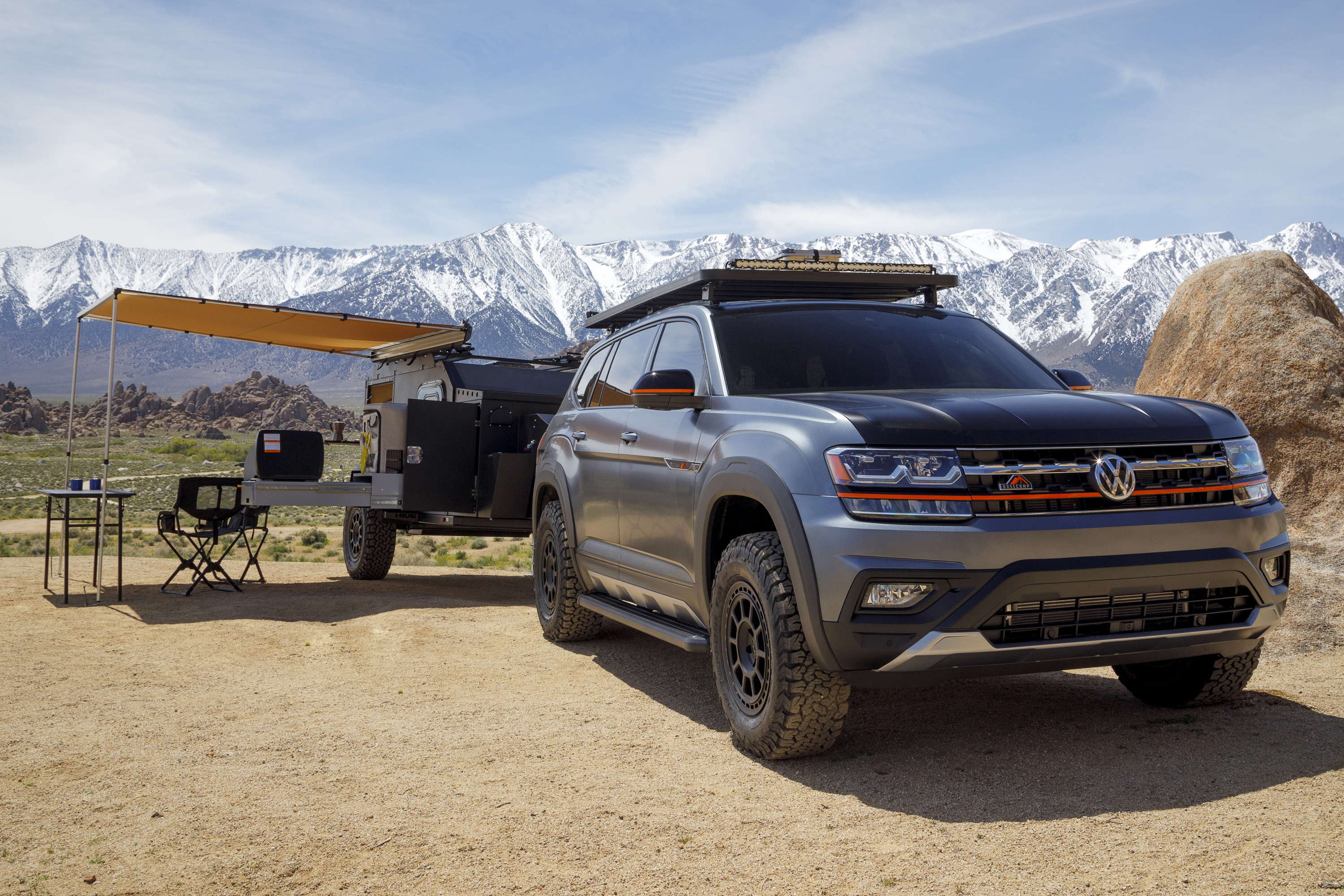 265 70R17 In Inches >> VW Atlas Basecamp Concept: The Ultimate Mountain Bike Adventure Rig? | GearJunkie