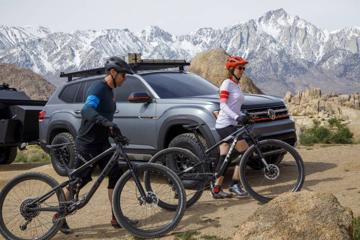 VW Atlas Basecamp SUV Concept