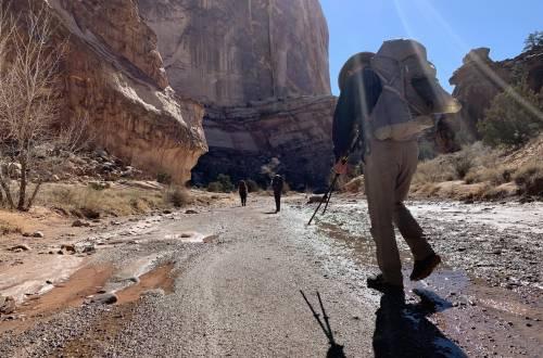 Hiking in Utah, Testing the Best Hiking Pants of 2019