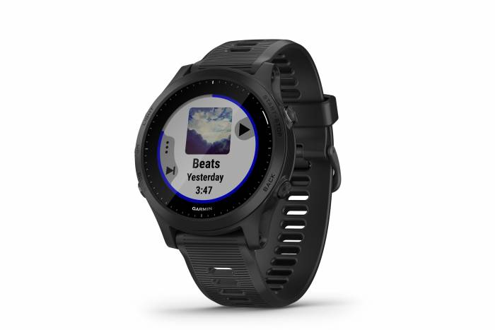 Forerunner 945 black band