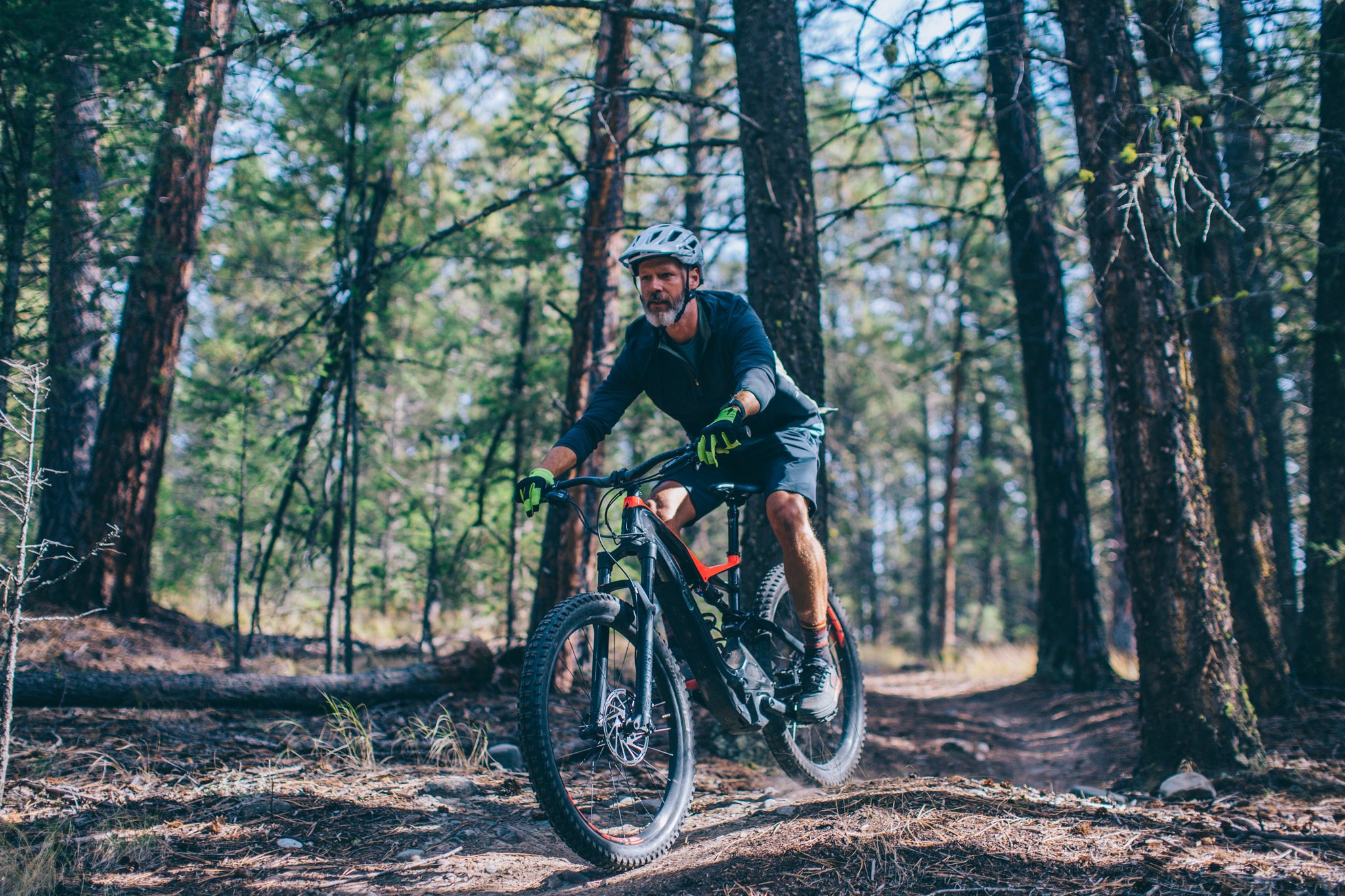 Specialized Turbo Levo electric mountain bike review