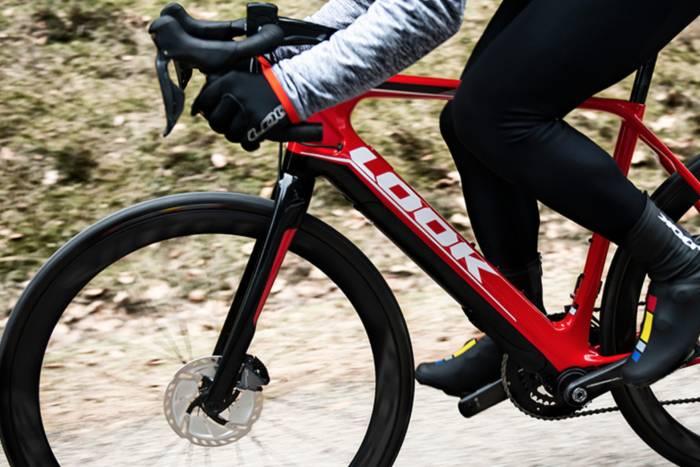 Look E-765 electric gravel bike