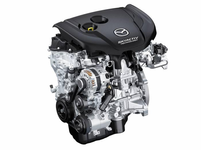 2019 Mazda CX-5 Diesel engine