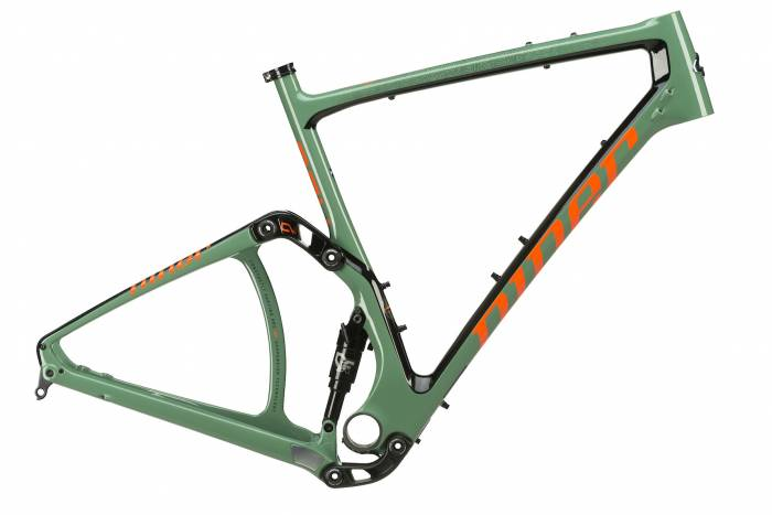 Niner Magic Carpet Ride gravel grinder frameset