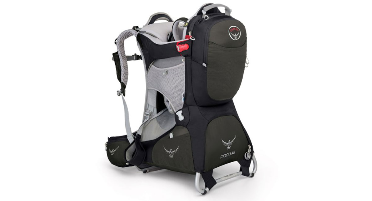 e5689b22027 Osprey knows backpacking packs. And the brand clearly brings that knowledge  to this child carrier. The many adjustment points allow for a perfect fit  and ...