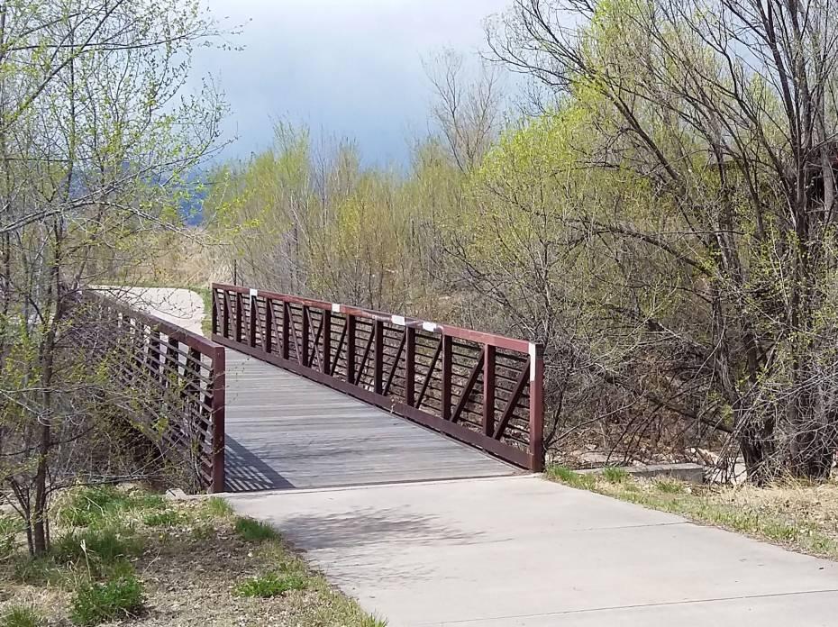 Rock Island Trail Colorado