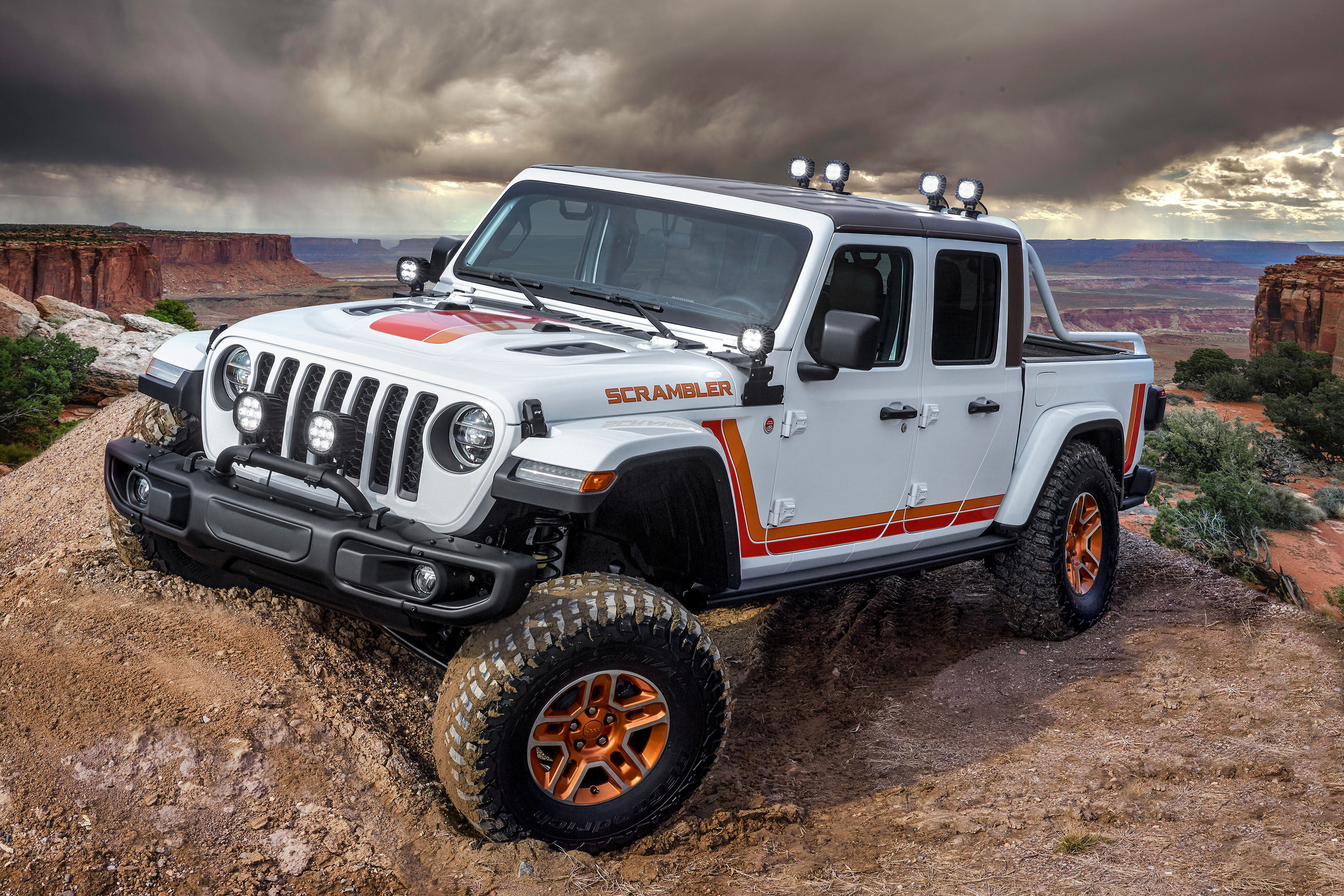 Jeep Just Released 6 Badass Easter Safari Truck Concepts Gearjunkie