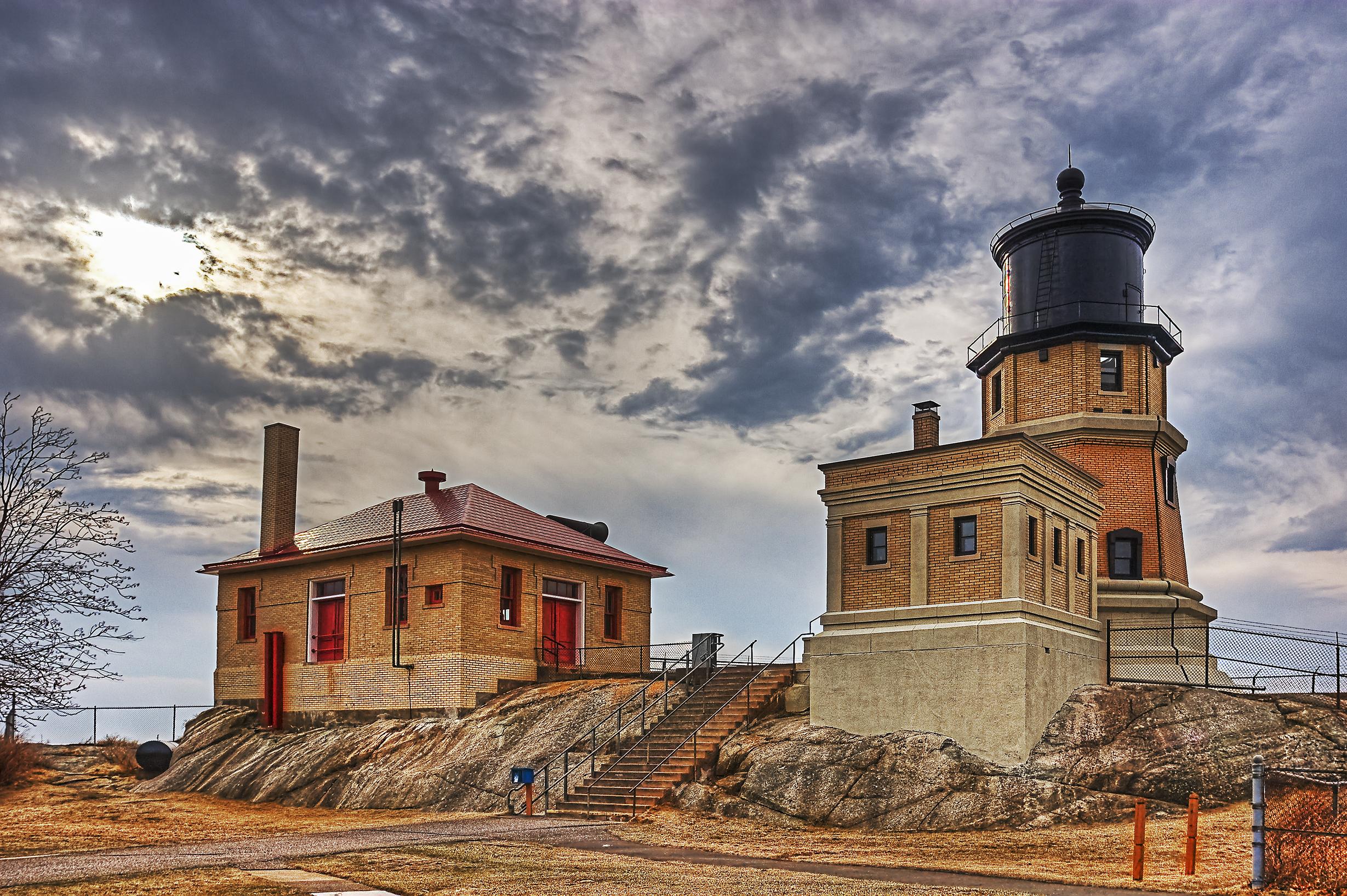Dream Job: Keeper of Split Rock Lighthouse | GearJunkie