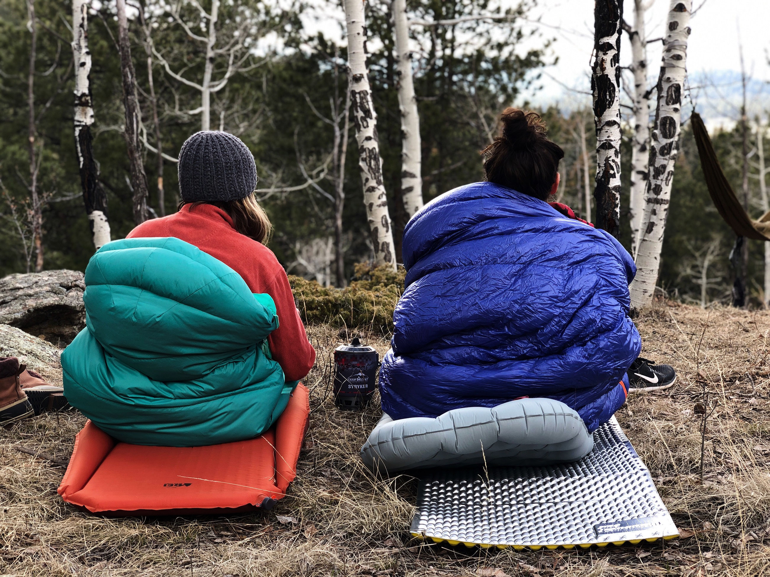 Save on Used Sleeping Bags & Pads