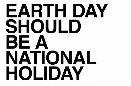 The North Face Earth Day holiday