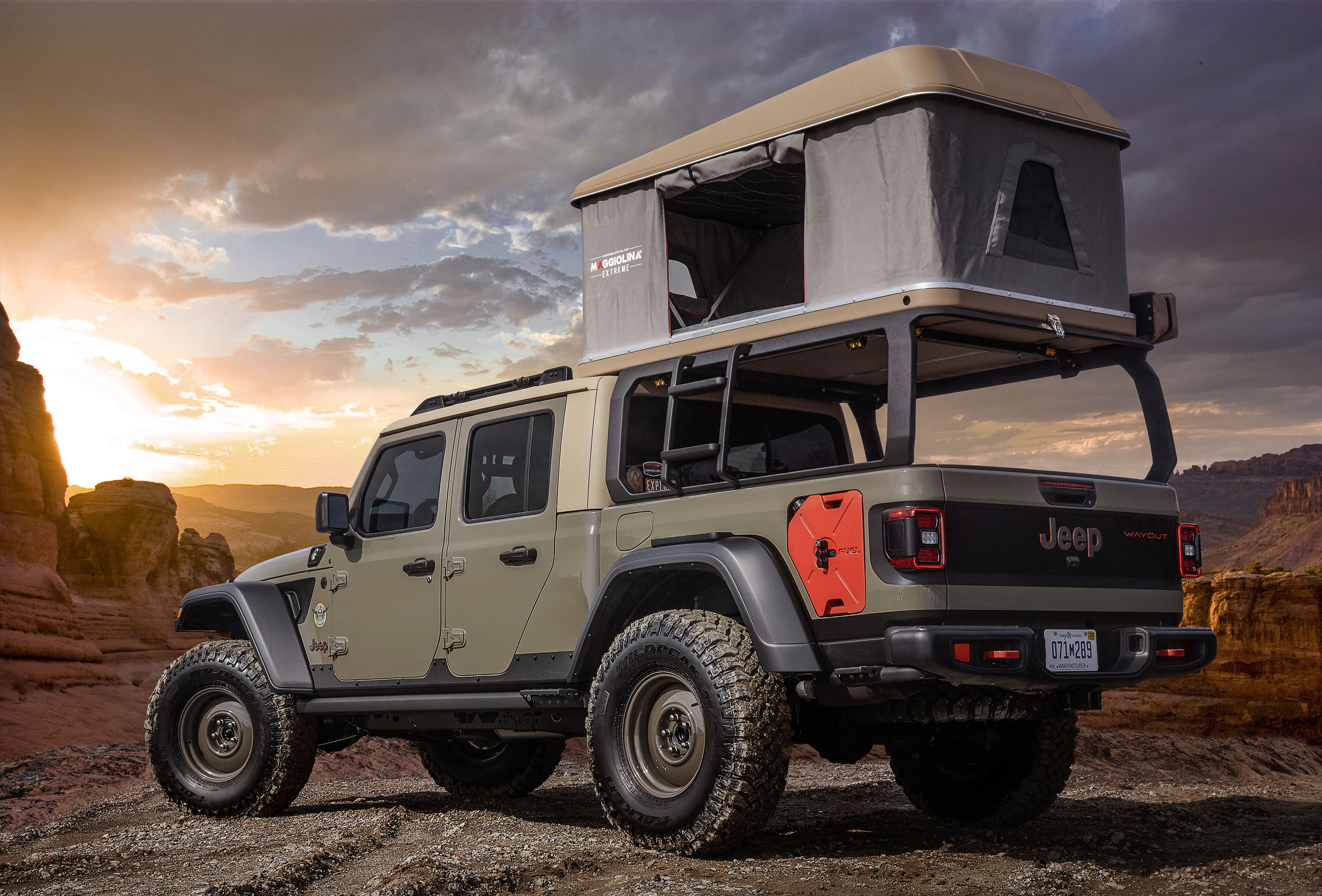 Jeep Just Released 6 Badass 'Easter Safari' Truck Concepts