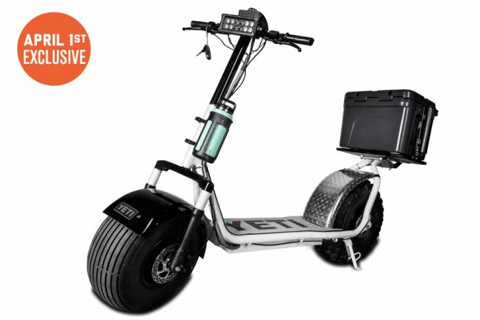 YETI Falcon Scooter