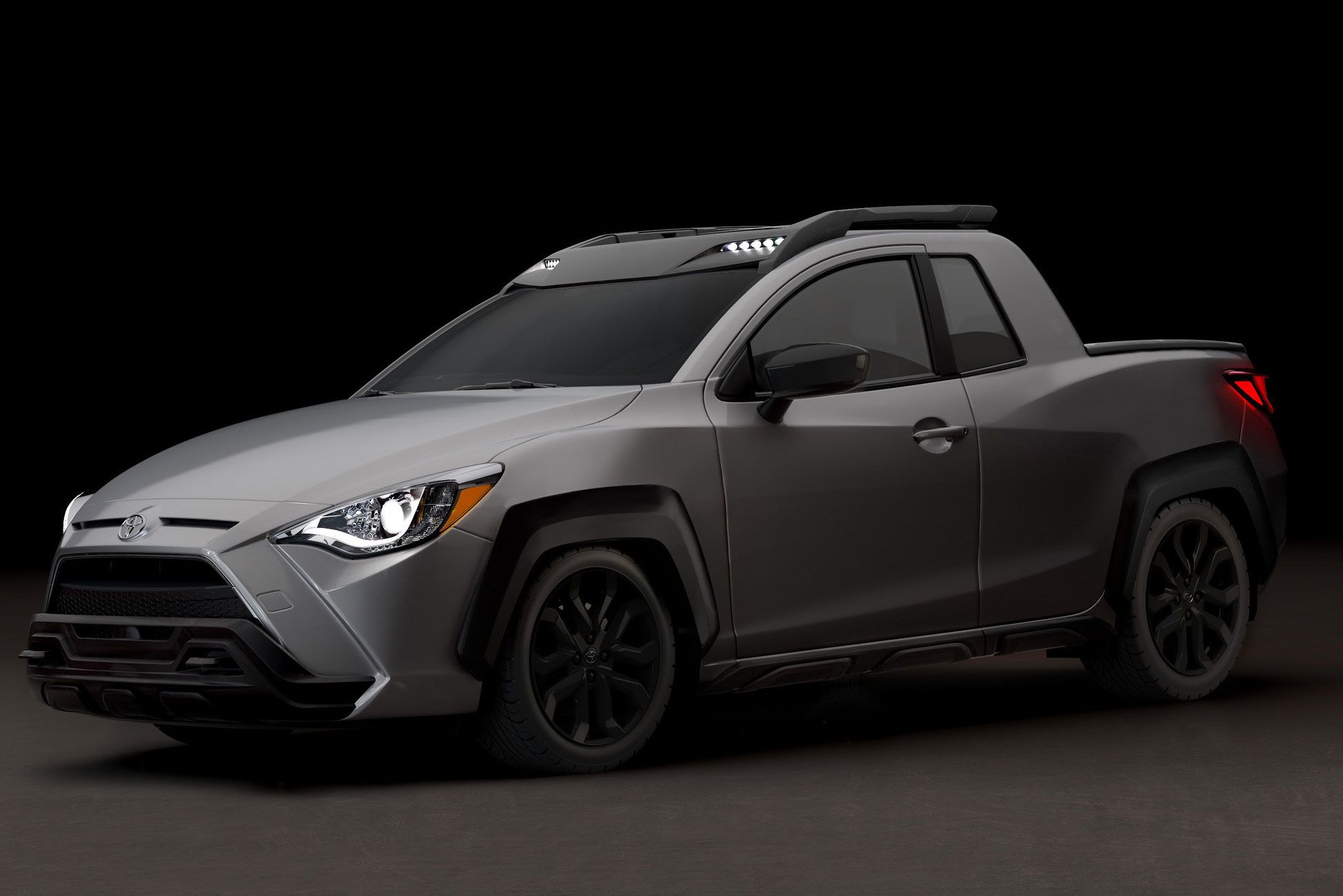Toyota Yaris Adventure Subcompact Truck