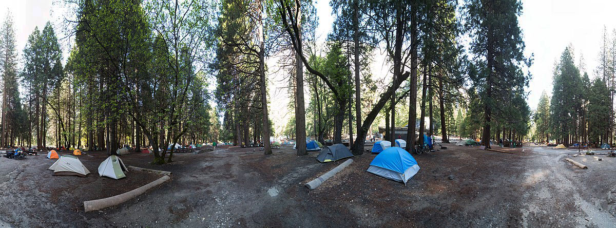 Camp 4 Yosemite Valley