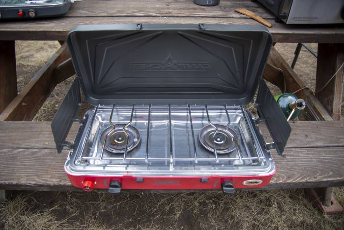 Camp Chef Summit Stove