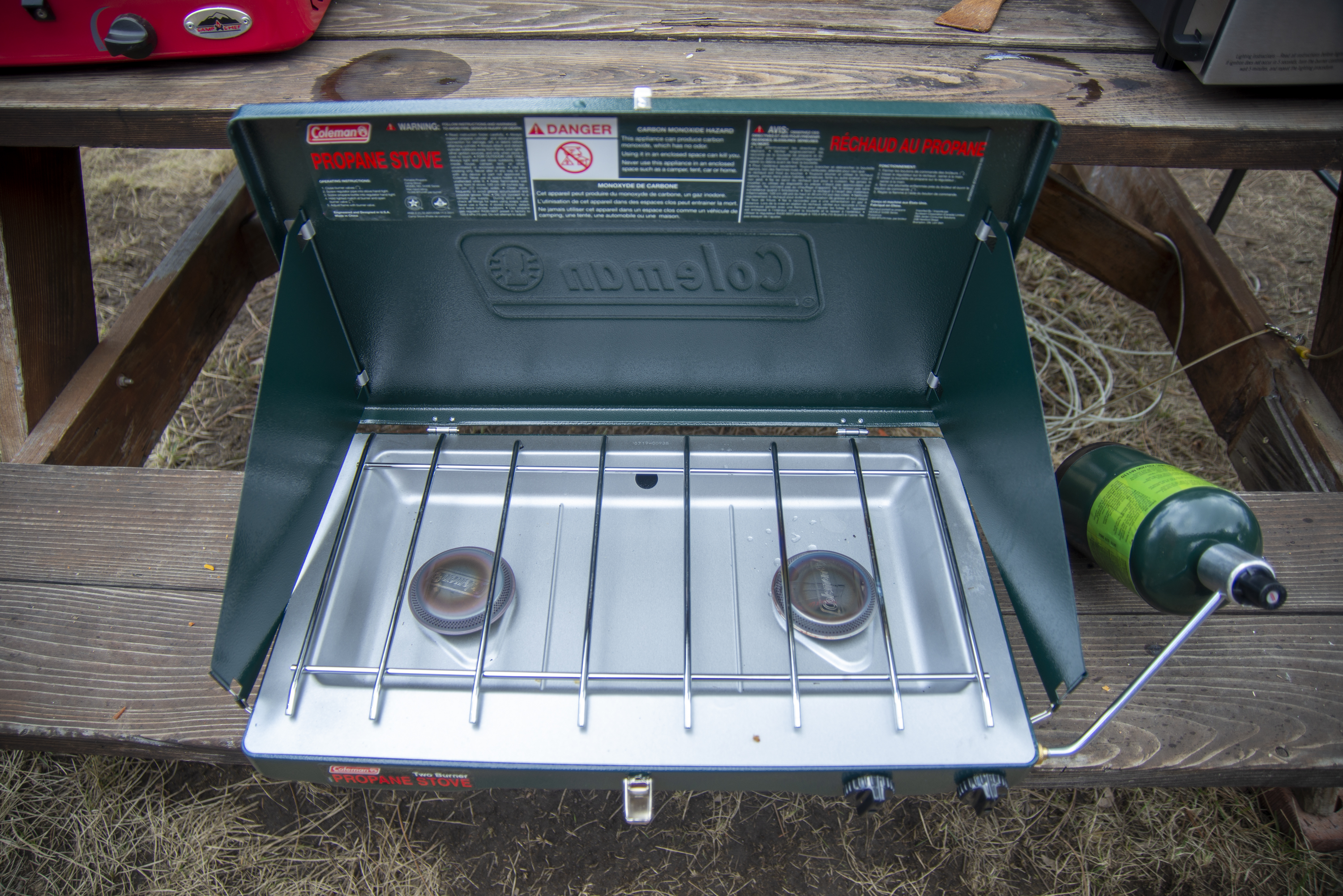 Best camping stoves: Coleman classic stove review
