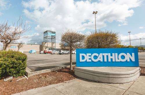 DECATHLON sporting goods store