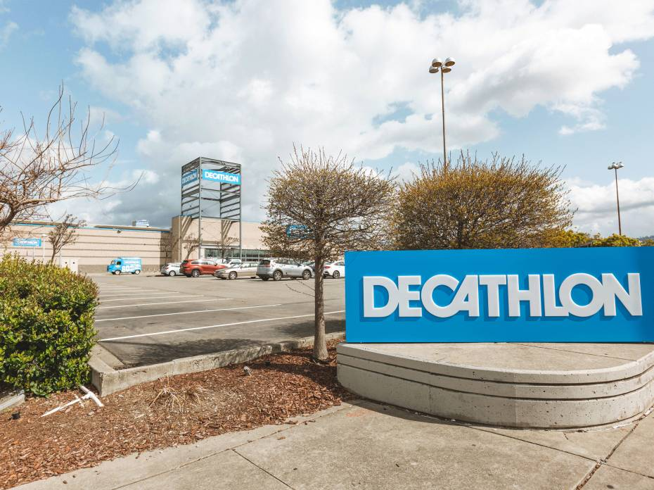 DECATHLON sporting goods store