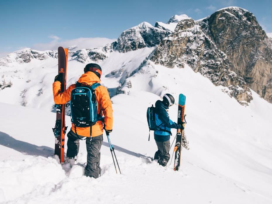 Eddie Bauer First Ascent Freshline jacket bibs ski snowboard