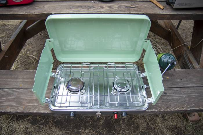 Eureka Ignite 2-Burner Camp Stove