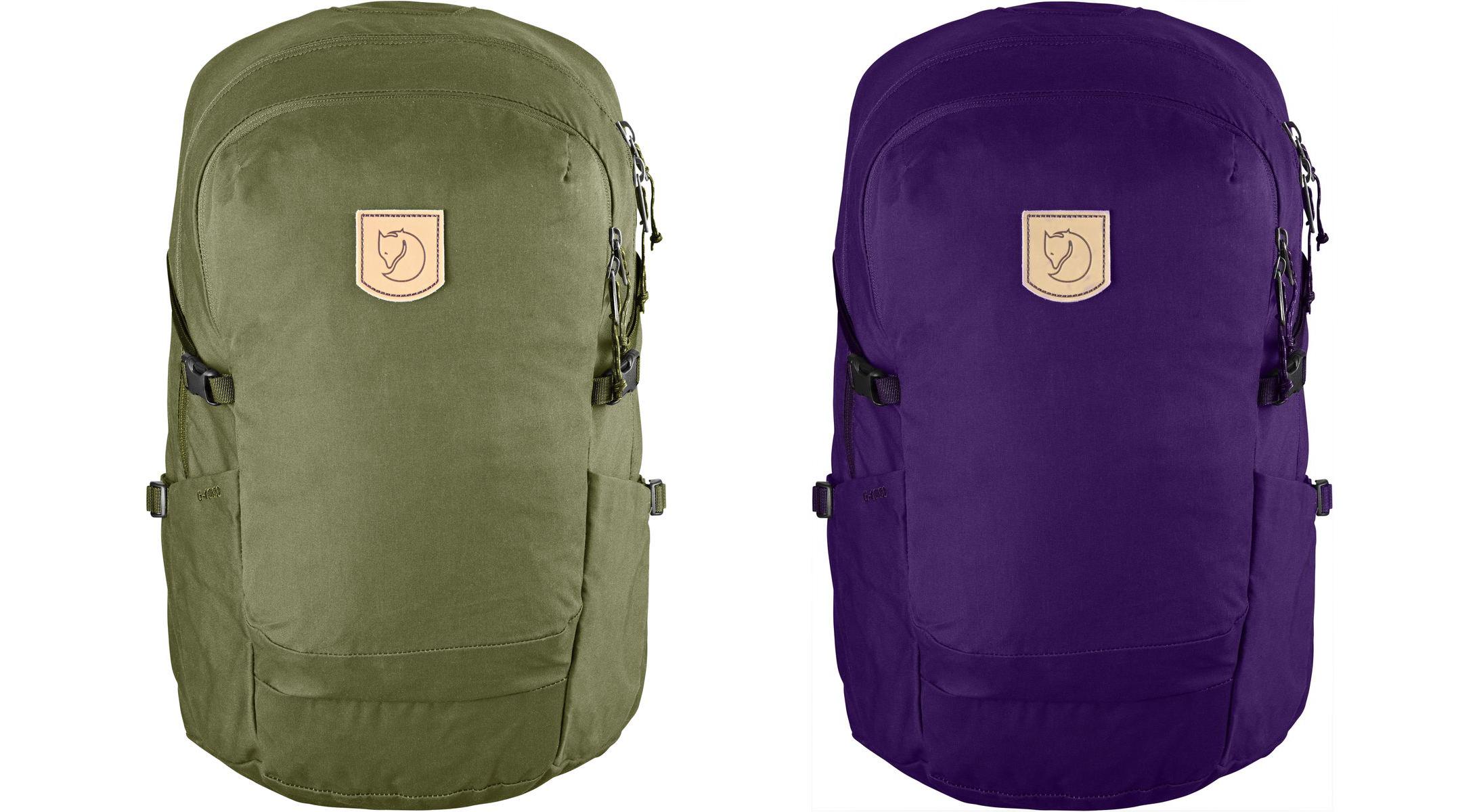 fjallraven high coast 26 L backpack sale