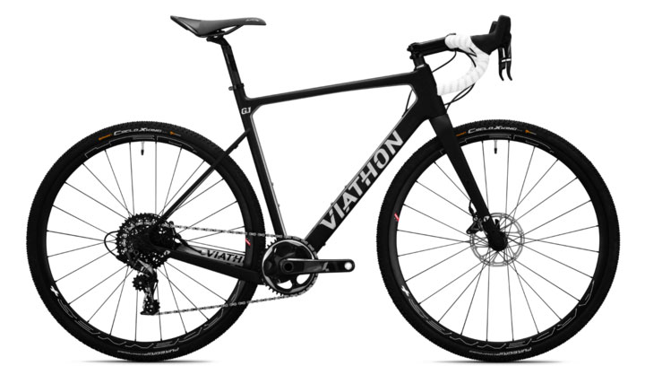 Viathlon G.1 Gravel Bike