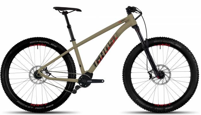 GHOST Roket X AL 27.5+ Bike 2017