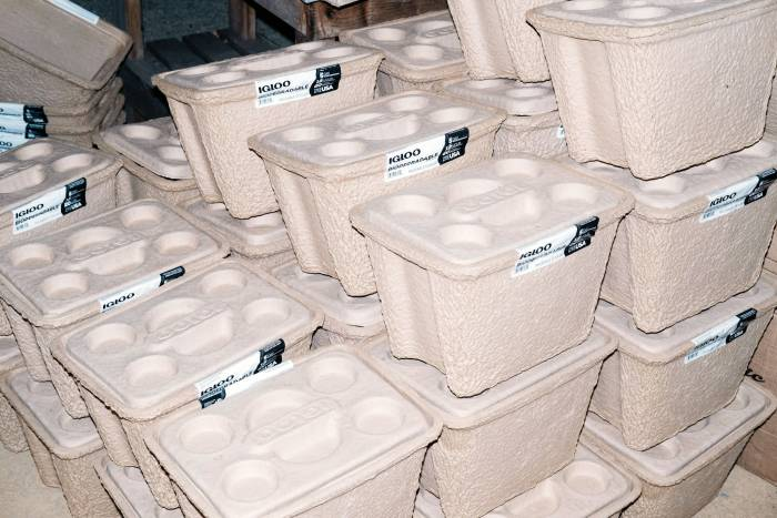Igloo RECOOL biodegradable coolers