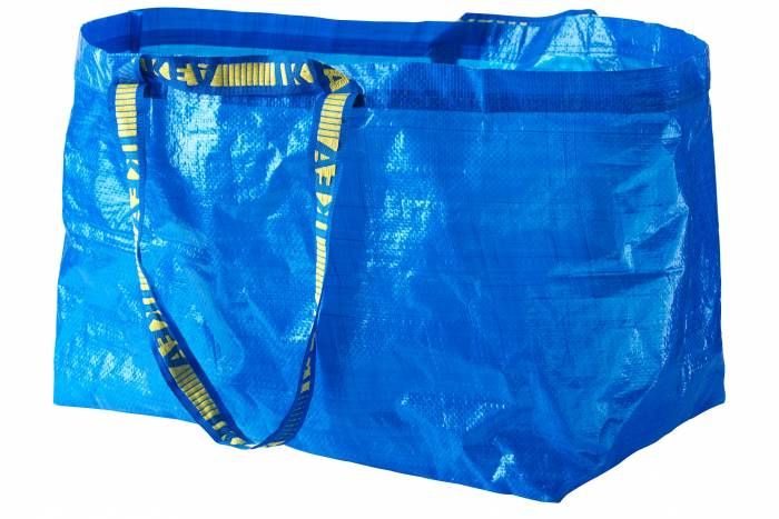 IKEA FRAKTA tote bag