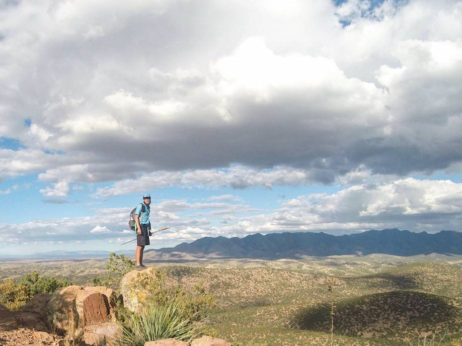 Jeff Garmire Sets Arizona Trail FKT