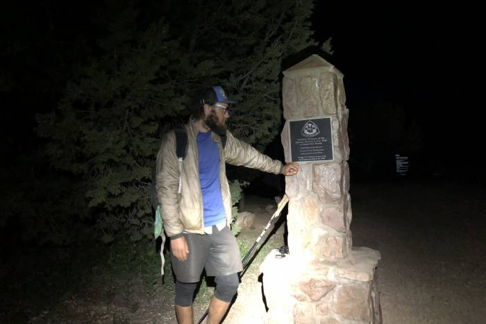 Jeff Garmire Sets Arizona Trail FKT