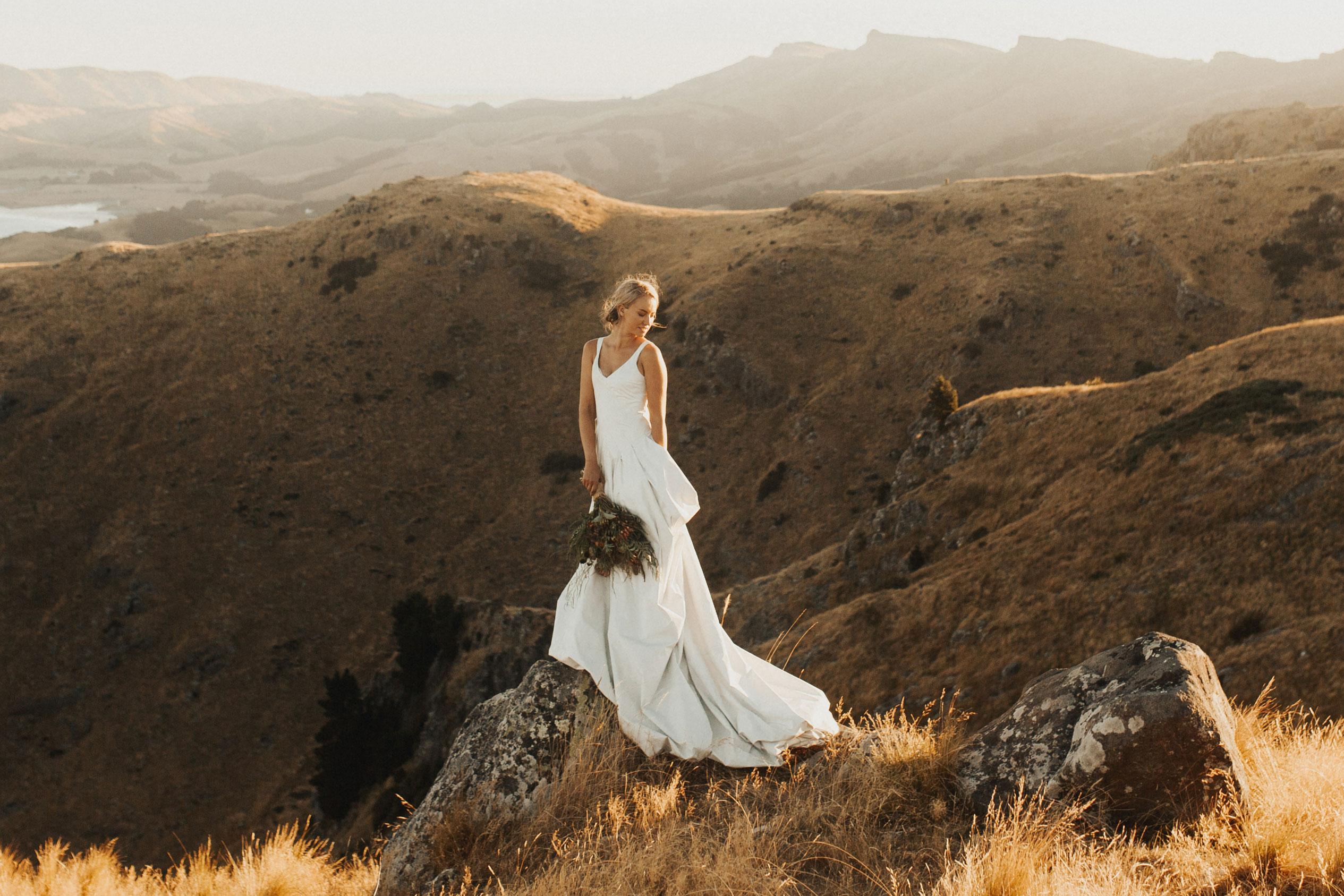 Kathmandu Adapt all-weather Gore-Tex wedding dress