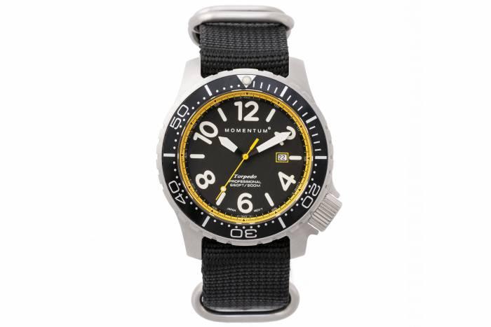 momentum torpedo- watch