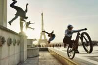 La bicicleta de montaña se encuentra con el parkour en el épico video de freeride urbano