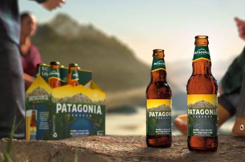 Patagonia Cerveza beer