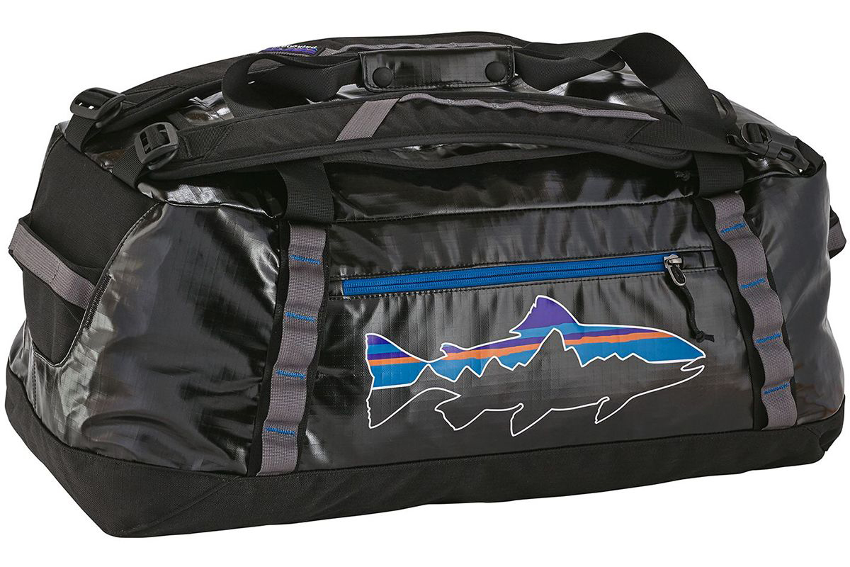 best duffel: patagonia black hole duffel sale
