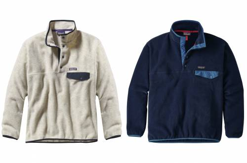 patagonia synchilla snap-t sale