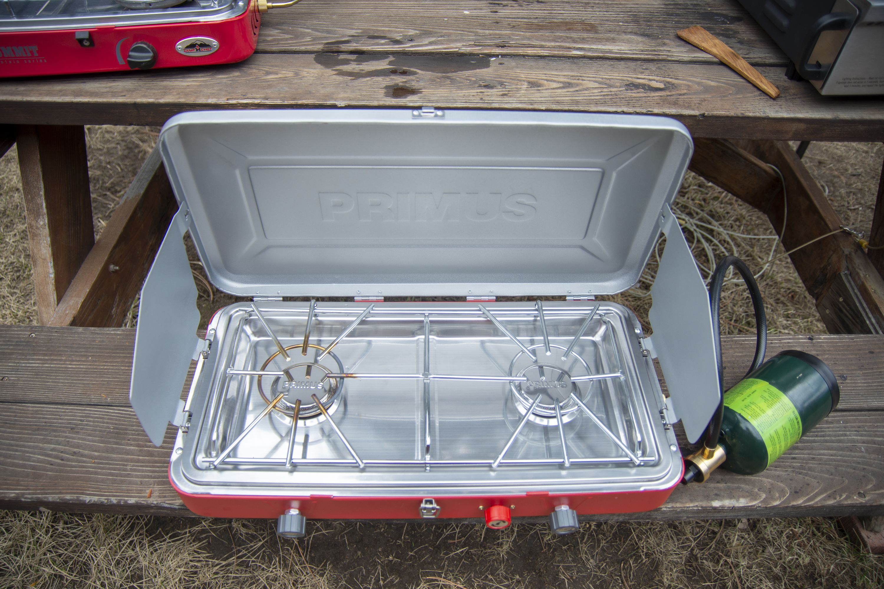 best camping stove: Primus profile review